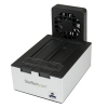 Dual Bay Hard Drive Docking Station Black